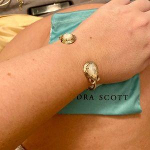 Kendra Scott ivory pearl bracelet